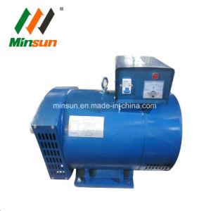 St Monofásica AC 15kw 15kVA alternador de 15 kVA.