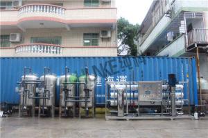 14t Novo projeto de água potável do equipamento de tratamento de Osmose Inversa