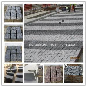 Природные серый/черный/искусственных/гранита и мрамора и известняка/базальтовой/откинуть вымощены булыжником/куб/Flagstone/Curbstone/оболочка/сад степпинг/Асфальтирование/Quartz/сконструирована из камня