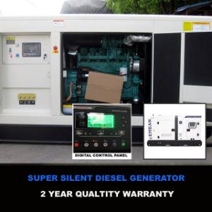 高品質20kw 25kVA防音のディーゼルGenset