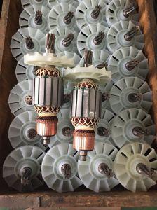 Rotore dell'armatura dei pezzi di ricambio dell'attrezzo a motore per il selezionamento elettrico di pH65A