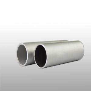 Aluminium extrudé tube rond en alliage en aluminium sans soudure pour les pièces automobiles