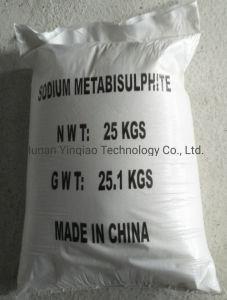 Qualidade da indústria/Grau Alimentício nº CAS 7681-57-4 Metabisulfite sódio 97%