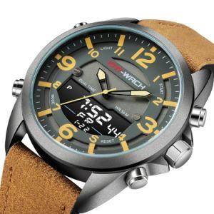 Montres Montres homme Mens cadeau montre numérique de la qualité des montres quartz montre sport gros personnalisée montre suisse