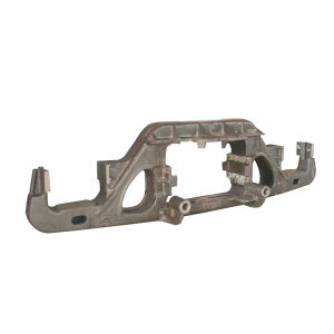 3-х частей корпуса Bogies Sideframe вагон компонент стальное литье железнодорожной части