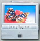 Проигрыватель Media Player с 7TFT ТВ (SM1001)