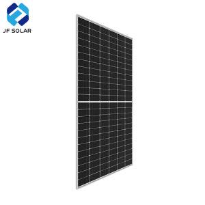Cortar la mitad de la celda 430 W panel solar monocristalino