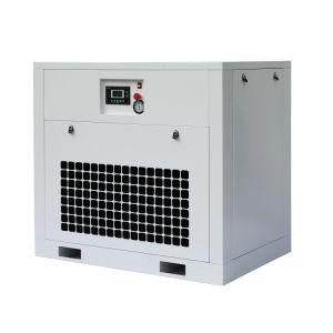 10 HP 7.5kw integrado de compressores de ar do compressor de ar de parafuso de Frequência Variável com secador de ar e o Tanque de Ar