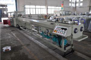 Tuyau en PVC double ligne de production d'Extrusion/tuyau Double/Twin machine à tuyaux en PVC/Ligne de production de tuyau en PVC/Ligne de production de tuyaux en polyéthylène haute densité