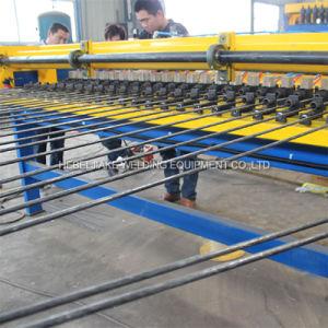 De Hormigón de Alta Velocidad de la malla de alambre de acero de refuerzo soldadora
