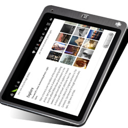 8 Zoll Boxchip A10 Tablette PC mit Android 4.0 (V9-F)