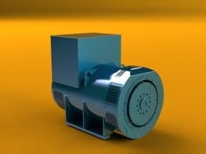 Faraday alternador sin escobillas permanente (ISO y certificado CE)
