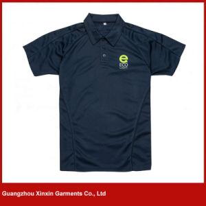 Personalizados de la buena calidad 100% poliéster Deportes Golf T Shirts (P103)