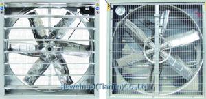 Ventilateur d'échappement de bonne qualité avec alimentation en usine