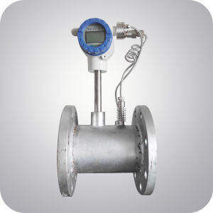 空気/Gas DIGITAL Vortex Shedding Flow Meter (A+E 83F)