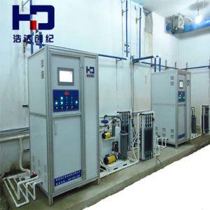 塩水の水処理の塩素注入機からの塩水の電気分解ナトリウム次亜塩素酸塩の発電機