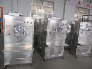 半自動液体オイルの充填機(BLDG-2)