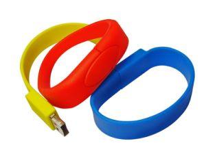 ケイ素のブレスレットUSBのフラッシュドライブ(CG-USB)