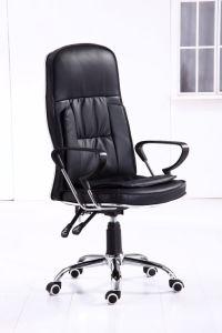Moderner hoher rückseitiges Leder-Manager Exectuive Büro-Stuhl