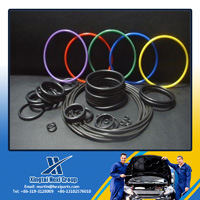 自動Machine Colored EPDM Sealing O Ringsか中国Wholesale Market O Ring