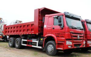 /Dump van de Vrachtwagen van de Kipper van HOWO 6X4 290-371HP Zware/van de Kipwagen Vrachtwagen