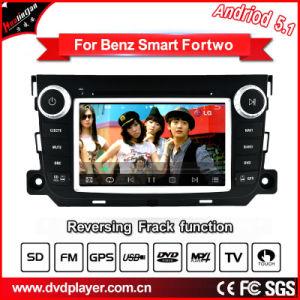 Android di Carplay un'automobile DVD GPS dei 7.1/1.6 gigahertz per gli audio video dell'automobile dell'automobile astuta di Fortwo