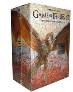 La chaîne HBO Studio jeu des trônes La série complète, Séries TV Jeux DVD avec une fantastique caractère