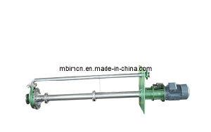 Mbfys Ss304 vertikale versenkbare Pumpe