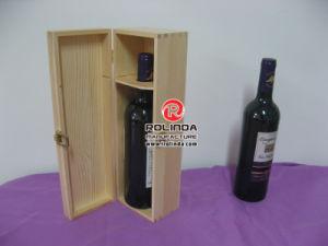 El desmalezado nueva caja de embalaje de madera