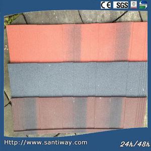 Het rood verglaasde de Transparante Synthetische Tegels van het Dak