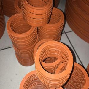 Estrutura de borracha Rotary V vedações de óleo de embalagem para máquina de Serviço Pesado
