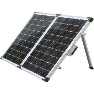 Panel solar plegable 12V 140W plegable para camping en Australia