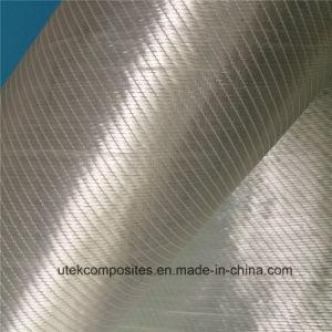 Compatibilidade com resina epóxi +/-45 Ebx800 tecido de fibra de vidro