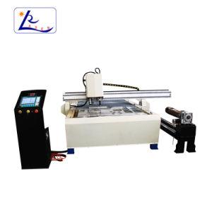 Excelente 4 máquina de corte Plasma CNC do Eixo