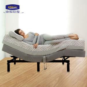 안마 가정 가구 Wallhugger 전기 조정가능한 침대 무선 송수화기