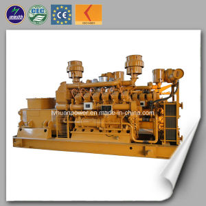 400kw/500kVA Container Silent Type Cogeneration Methane Natural Gas Generator con CE & l'iso