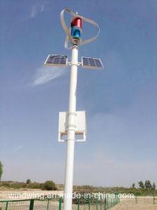 1000W Maglev générateur de vent et le panneau solaire hors-projet de grille