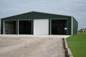 La luz de prefabricados de estructura de acero de la edificación residencial (KXD-106)