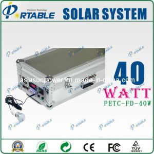 Solargenerator 40W für Hauptspg.Versorgungsteil (PETC-FD-40W-W)
