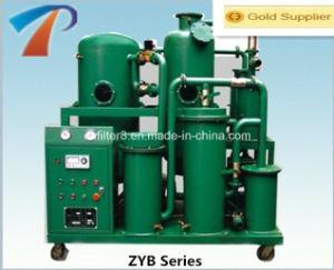 Resore Color negro de aceite del transformador de reciclaje de aceite de máquina (ZYB-150)