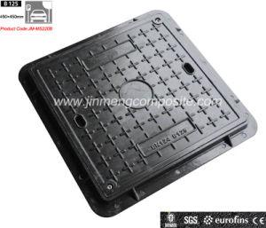 En124 Jm氏220b Fiberglass Reinforced Plastic Manhole Cover SGS