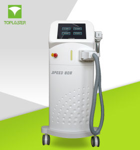 La FDA Despejado el diodo Depilación Láser máquina para uso profesional