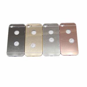 iPhone 7을%s 이동 전화 상자 미러 알루미늄 상자