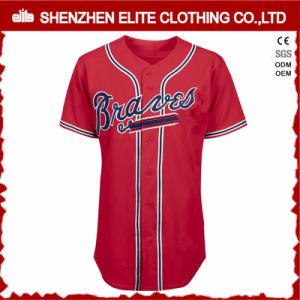 Più nuovo commercio all'ingrosso adatto su ordinazione della Jersey di baseball di Dri (ELTBJI-10)