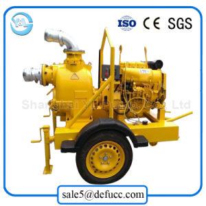 Jt-4 сельскохозяйственных ирригационных дизельного двигателя центробежный водяной насос