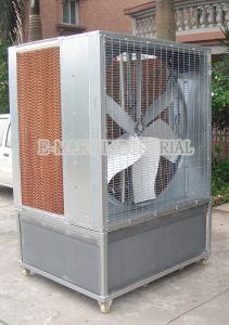 Umfangreicher Wasser-Standplatz-beweglicher Luft-Kühlvorrichtung-Ventilator Foshan-Tuhe