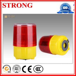 タワークレーンまたはシグナルタワーのコントローラが付いている障害物表示燈(単一ライト)