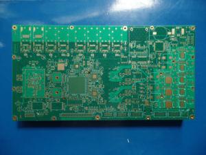 Impedância controlada PCB multicamada 14layer 2.12mm de espessura da placa de circuito BGA