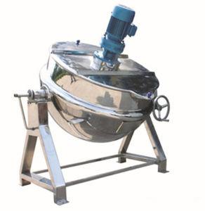 Caldaia elettrica della camicia di riscaldamento per la cottura del POT di ostruzione della caldaia dell'ostruzione