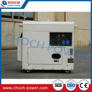 低価格の中国の熱い販売の無声ディーゼル発電機